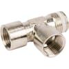 T-fitting, conische draad Sprint®, binnendraad type S2070