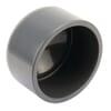 PVC-U end cap inch