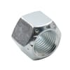 DIN 980 self-locking hexagonal nuts, UNF class 8 zinc-plated