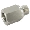 Stainless steel Reducing adaptor BSP / BSP - VRB RVS