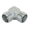 Male stud elbow  with nuts CAG