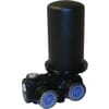 2-way flow control valve prop type FDM
