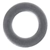 DIN 7989 washers for steel fabrications, black