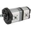 Gear pump AZPFF-10-014/008RCX2020KB-S0208 Bosch Rexroth