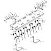 Vertikutierharke SmartLink - 45-0457