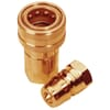 Quick release coupling  HNV-F5 female BSP Brass