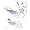 26 Telo pluhu AX, AXP vhodný pre Agrolux / Kongskilde XRS 41075