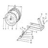 Becker Aeromat E-motion-12 - Rouleau de pression Ø500mm pour semis conventionnel