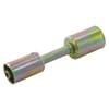 Swage coupling Nr. 6 - 8 Steel-reduced