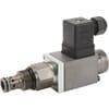Proportional pressure relief valve, type MP...Y