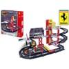 Race & Play racinggarage i tre våningar + 1 Ferrari F12