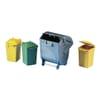 U02607 Müllcontainer-Set