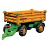 R12320 Multi trailer triple axle 3 side tipper Joskin