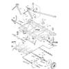Kultivátor Kongskilde - prídavný rám VF 200-300 Vibroflex