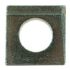 DIN 435 washers with 14% angle for I-bracket, zinc-plated