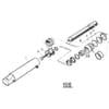 36 Vérin hydraulique pour bras de traction