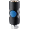 ISI-08-series safety quick couplings