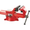 1224 Bench vice for industry and maintenance, 360° swivelling