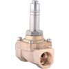 "2/2 NC brass body 3/8""-1"" oil/fuel, pilot-operated ESV 410..  serie"