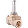 """2/2 NC messing 3/8""""-1"""" brandstof /olie, indirect bediend ESV 410.. serie"""
