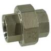 Fitting Nr.330 - Koppeling - 2x binnendraad - RVS 316