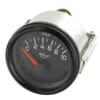 Oil pressure gauge 10bar 12V 52m