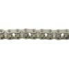 Roller chains nickel plated Tsubaki DIN: 8187 simplex