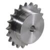"Sprockets standard DIN 8187 simplex 3/4"" x 7/16"""