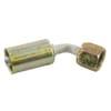 Swage coupling Nr. 6 45° Aluminium