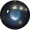 Lautanen, sileä, kupera, 460 x 4 mm, LK110, sopii Amazone