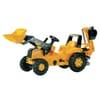R81300 CAT mit Frontlader und Heckbagger