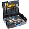 1100-01 engineers tool set in Gedore L-boxx® 136, 58-piece