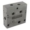 Basic modules PVB - no facilities for shock valves A/B - PVG16