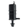Water pump for windscreen washer tank