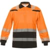 Warnschutz-Polo-Pullover Tanna EN 20471