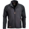 Hybrid fleece jakke