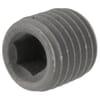 Solid tapered plug socket head BSP (VS-C)