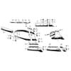 Niemeyer - telesá pluhu N13G/N15G (Delta)