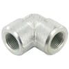 Stainless steel Compact elbow female / female - KBB 90..RVS