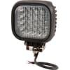 Work light LED, 48W, 4000lm, square, 10-30V, 123x81x123mm, Flood, Kramp