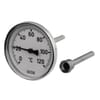 Bimetaal-thermometer, Wika