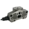 SD25 Walvoil, Inlet sections