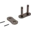 Chain link and crank links - ASA / DIN 8188 - simplex - SUPER-H-series - Tsubaki