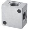 Distribution block 4-way type 3033