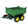 R12200 Mega-trailer John Deere 3 side tipper