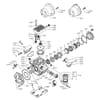 Hochdruck-Kolbenmembranpumpe - Ersatzteile