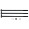 Set of 3 bolts M10x190