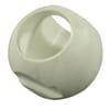 Plastic balls for ball valves