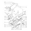 Rabe - Teleso pluhu BP-340 W / BP-341 W