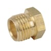 Edge screw brass